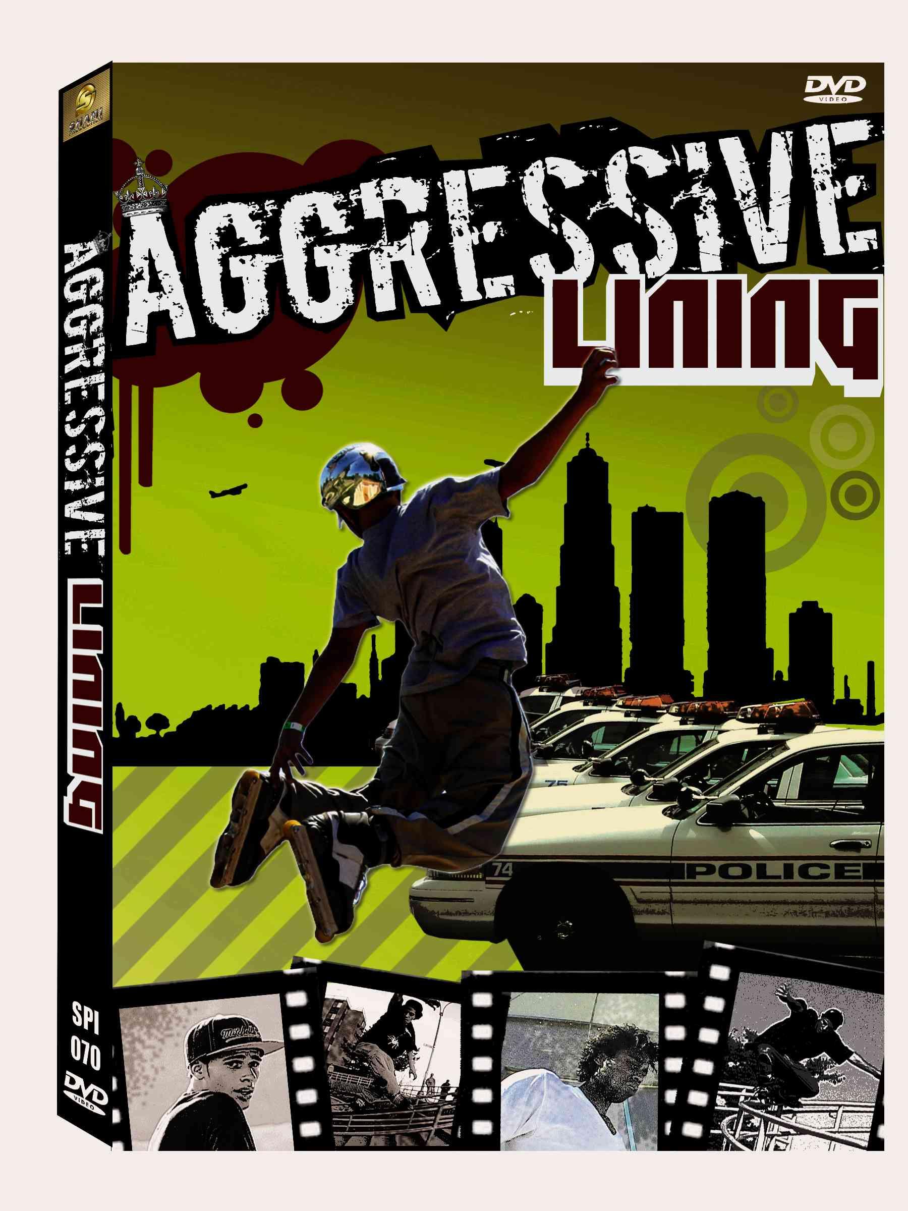 AGGRESSIVE LINING (DVD)